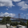 25 de Abril Bridge Lisbon photographed by Andrew Butler of Exeter