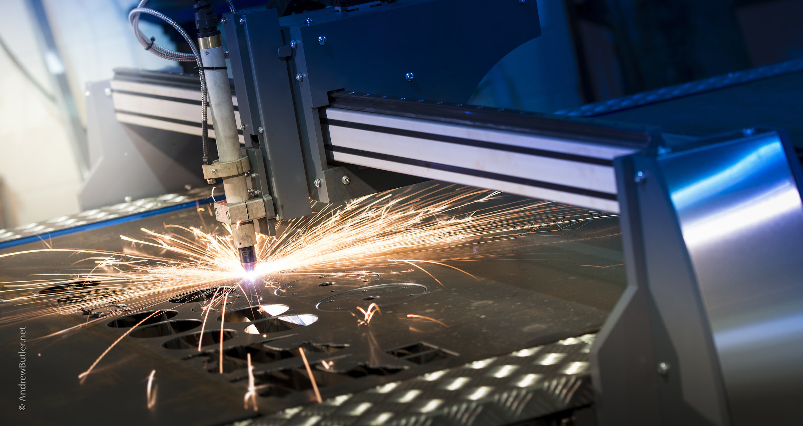 Industrial and Manufacturing Photography by Andrew Butler Exeter Photographer Devon