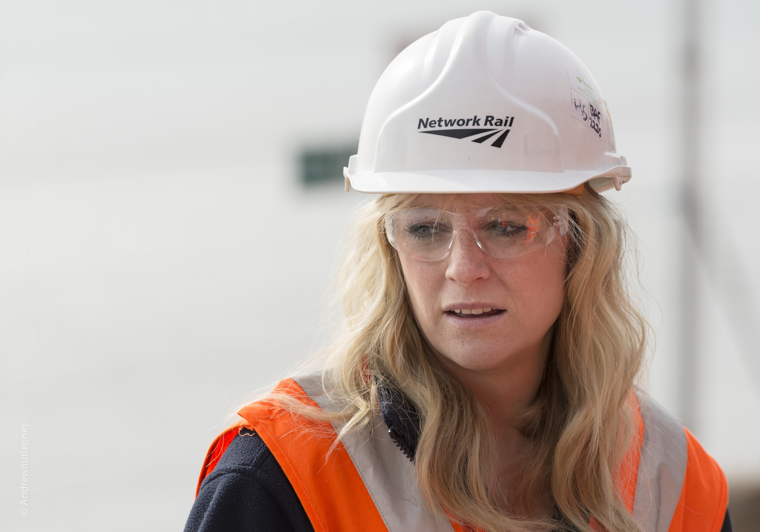 Women in Engineering by Exeter Devon Commercial Industrial Construction Photographer - Andrew Butler