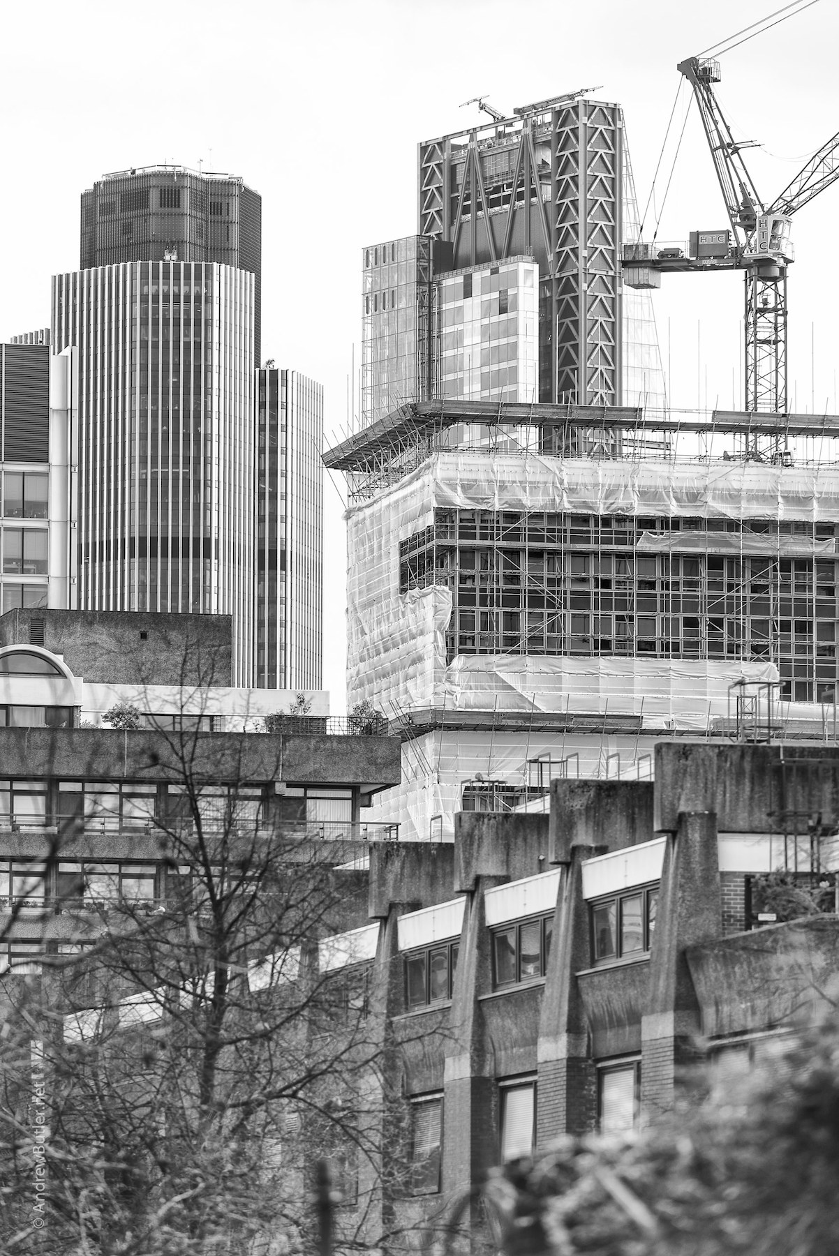 Architectural & construction Photography, London by Andrew Butler - Exeter, Devon