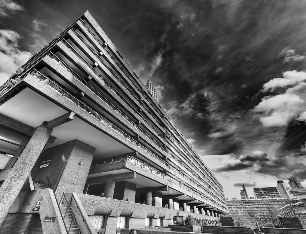 London: Photographs of London's Concrete Buildings