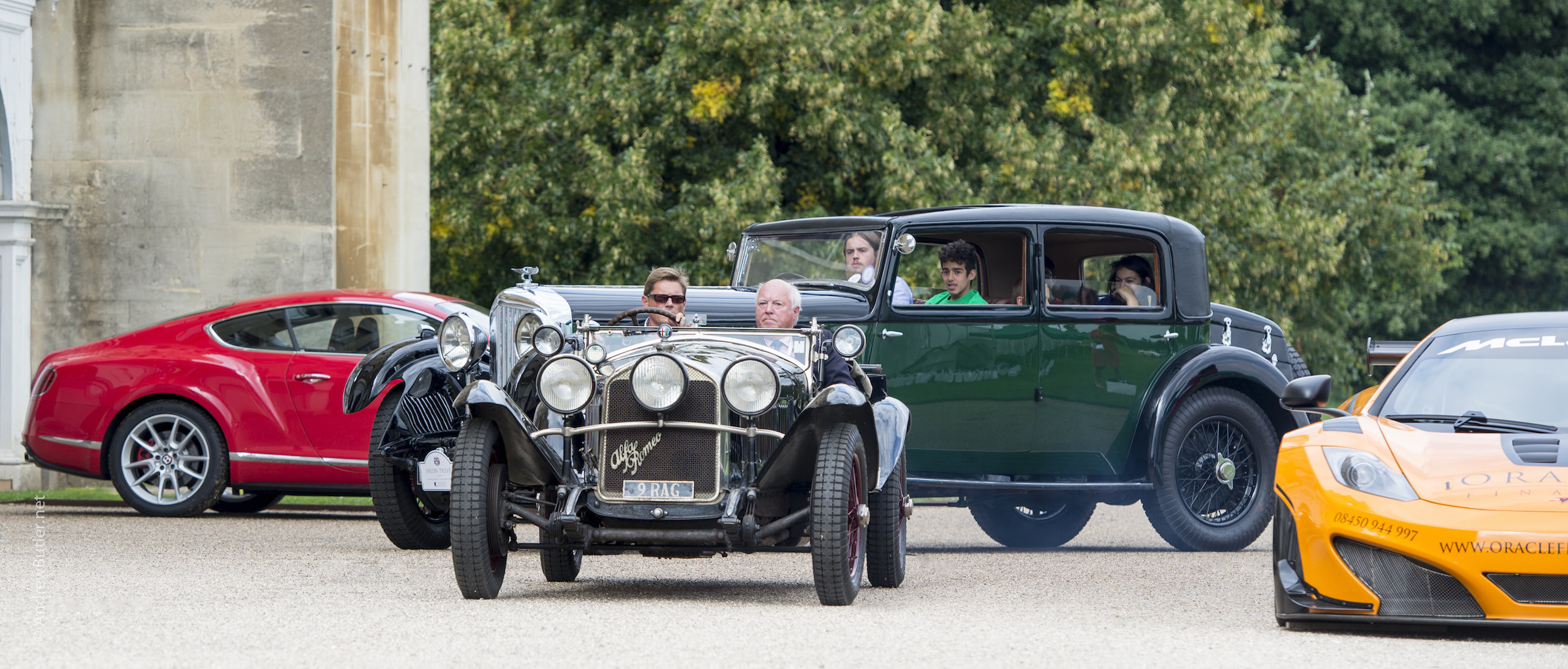 Salon Privé 2014 photography by Andrew Butler Exeter Devon