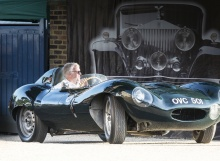 Salon Prive 2014 D-Type Photograph by Andrew Butler