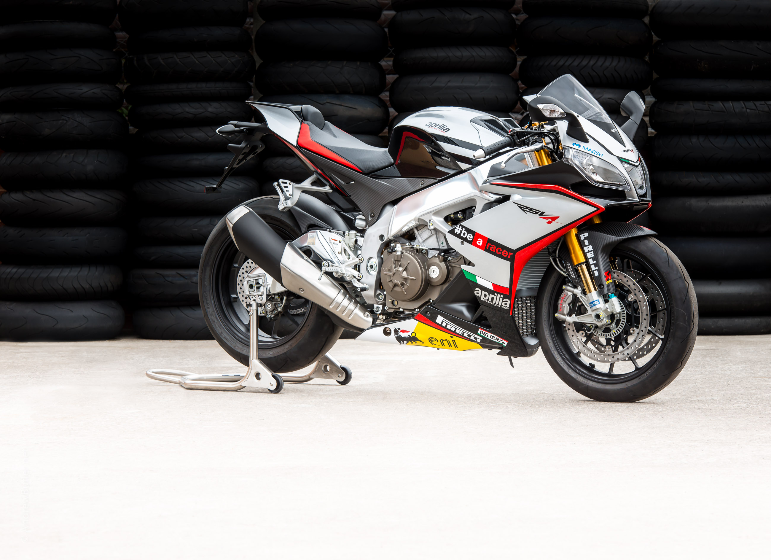 Motorbike Photographer Aprilia Superbike Photography by motorbike photographer Andrew Butler