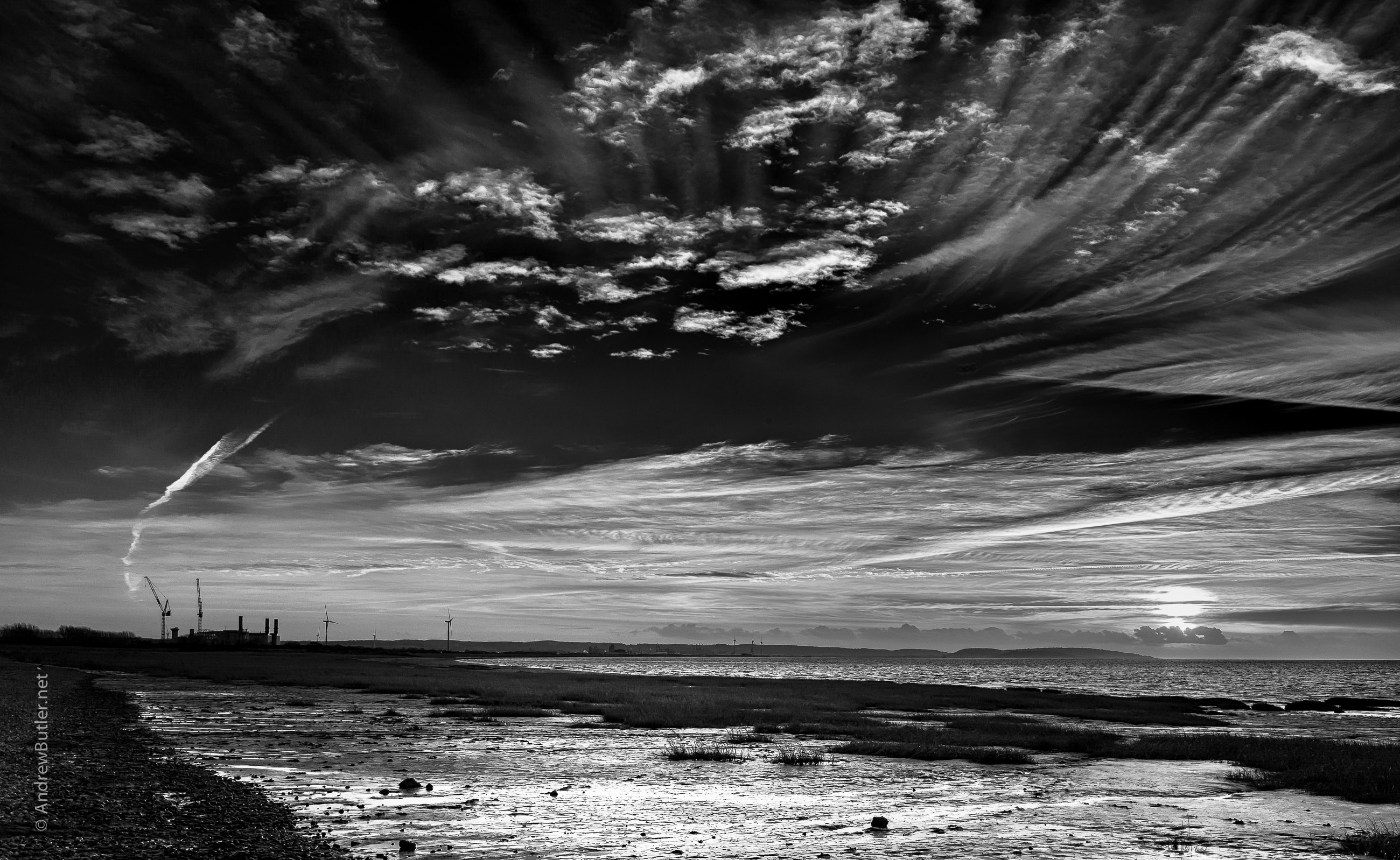 Severn Beach Bristol Commercial photographer Andrew Butler