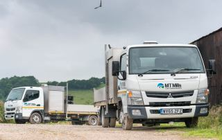 Truck Vehicle Photography South West