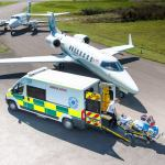 Exeter Air Ambulance Photographer