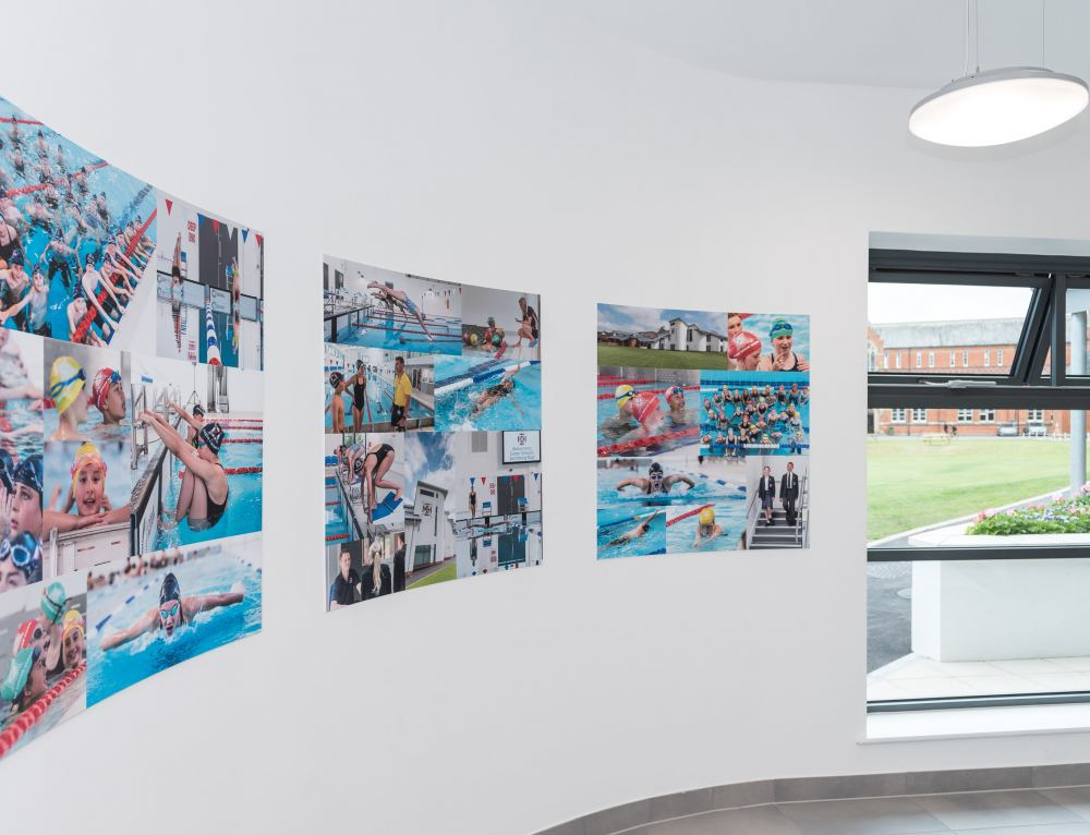 Wow-Wall Photos for  Exeter School Swimming Pool