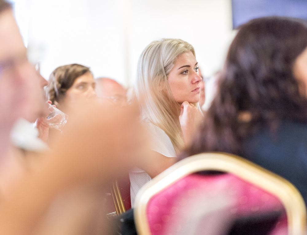Conference Photography in Exeter and Devon