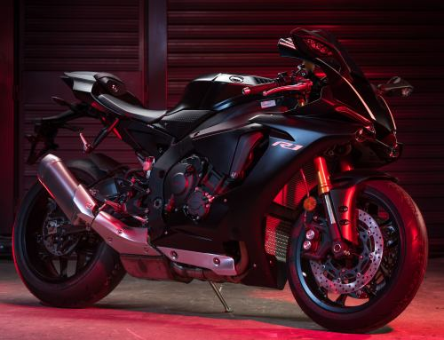 Step by Step Guide to Lighting a Motorbike Shoot