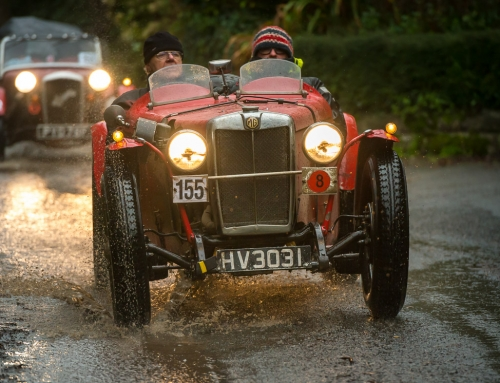 Exeter Trial 2016, Photos by Andrew Butler