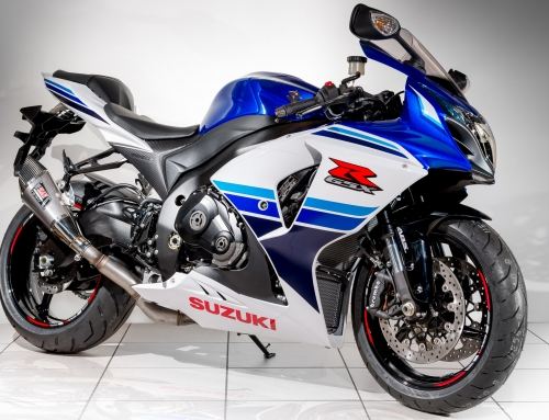 Photographing The Suzuki GSXR 1000 at Fowlers Motorcycles – Bristol