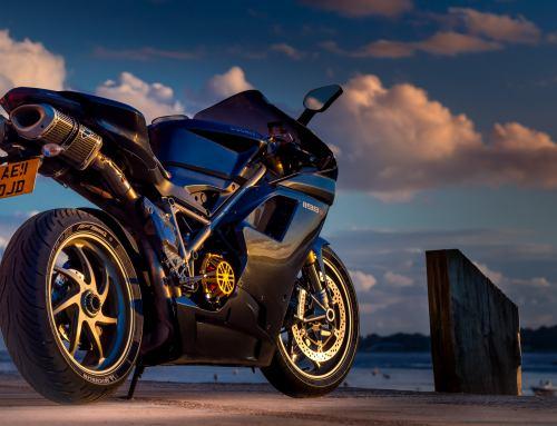 Motorbike Photography Using Natural Light