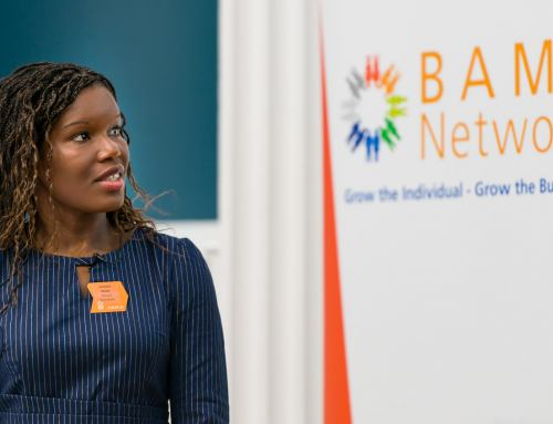 EDF Energy BAME Network Conference Photography