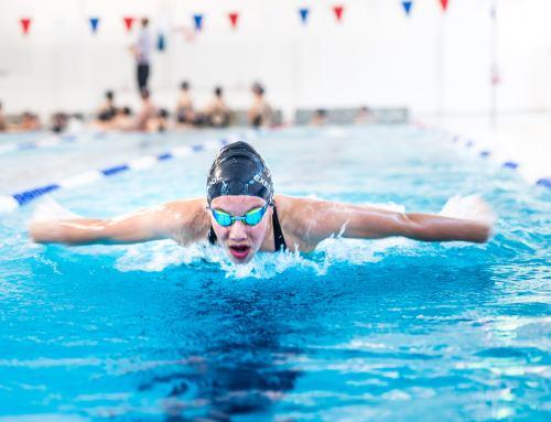 Exeter School: New Swimming Pool