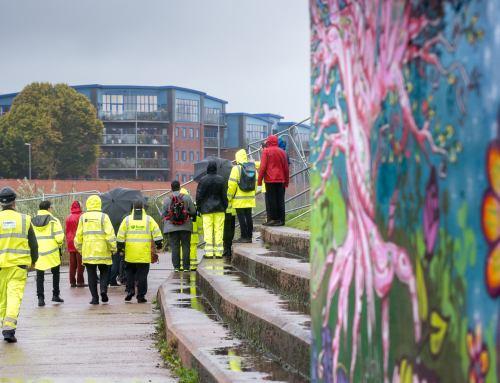 Exeter Flood Defence Scheme Meeting