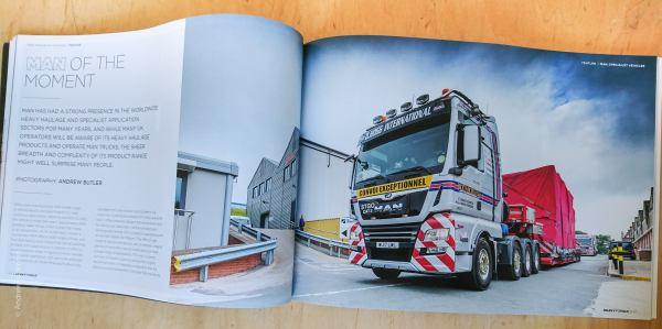 Truck Photographer