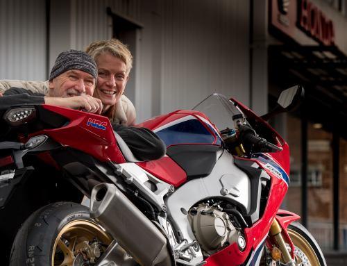 Photographing Motorbikes