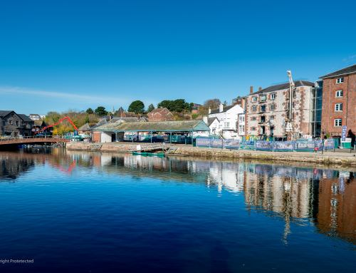 Exeter Flood Defence Scheme