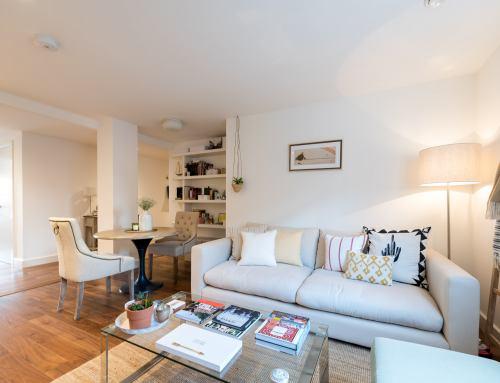 A Quick Apartment Shoot