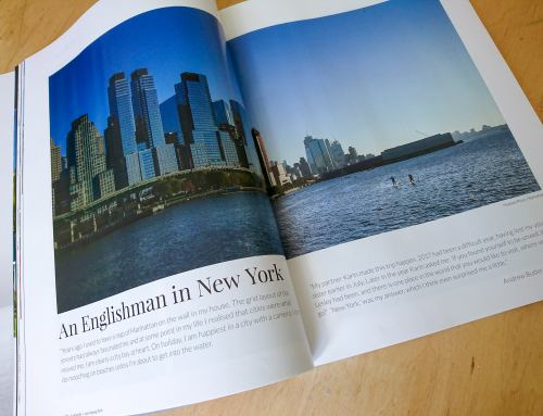 MANOR Magazine: New York Photostory