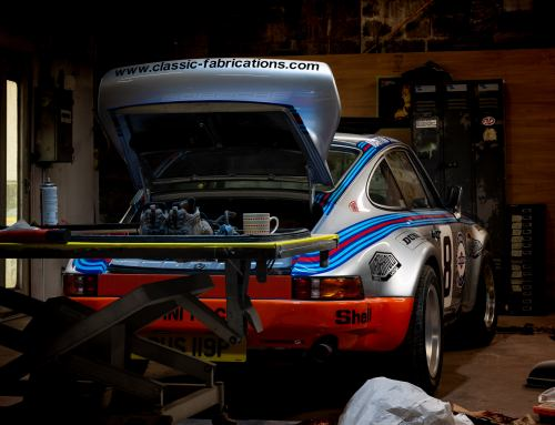 Martini Porsche RSR: The Right One