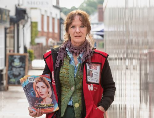 Small Job for Big Issue