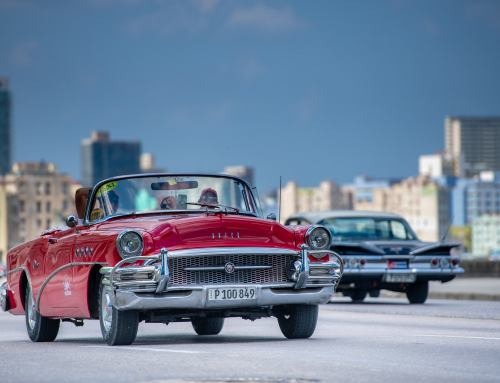 Cars and Motorbikes – Cuba